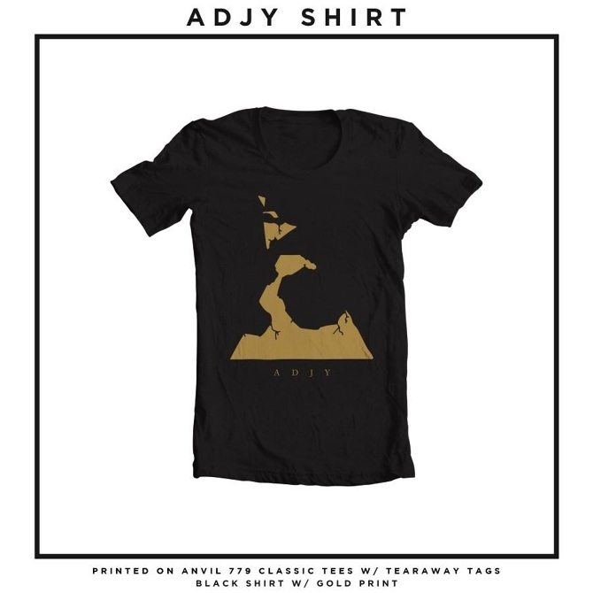 222207f64 ... we have our exclusive ADJY shirt up in our online store now! If you're  into it, go snag one over at www.fleshandbonerecords.storenvy.com