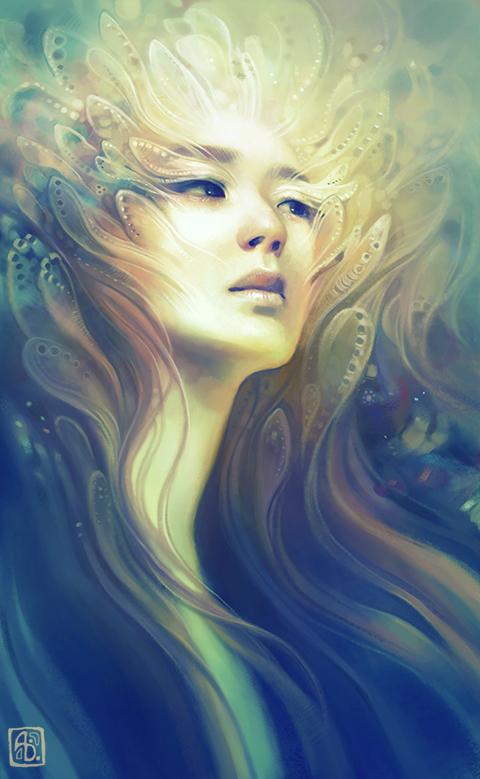 Crown - Anna Dittmann · Illustration