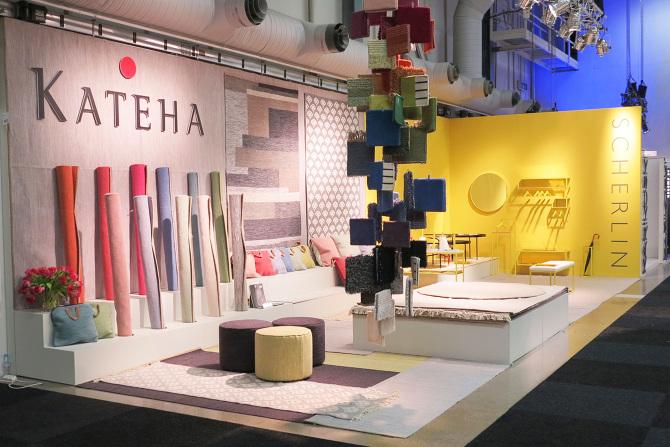 Exhibition Stand Design Furniture : Exhibition stand kateha and scherlin hanna tunemar