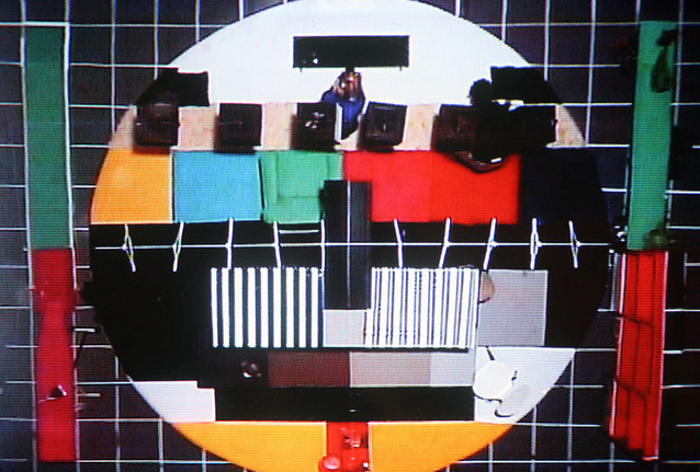 Test Pattern Lounge Tegabrain Custom Test Pattern