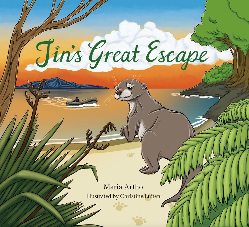 Jin's Great Escape - Christine Luiten