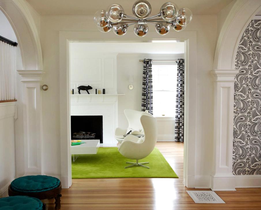 Rinaldi Interior Design--living room