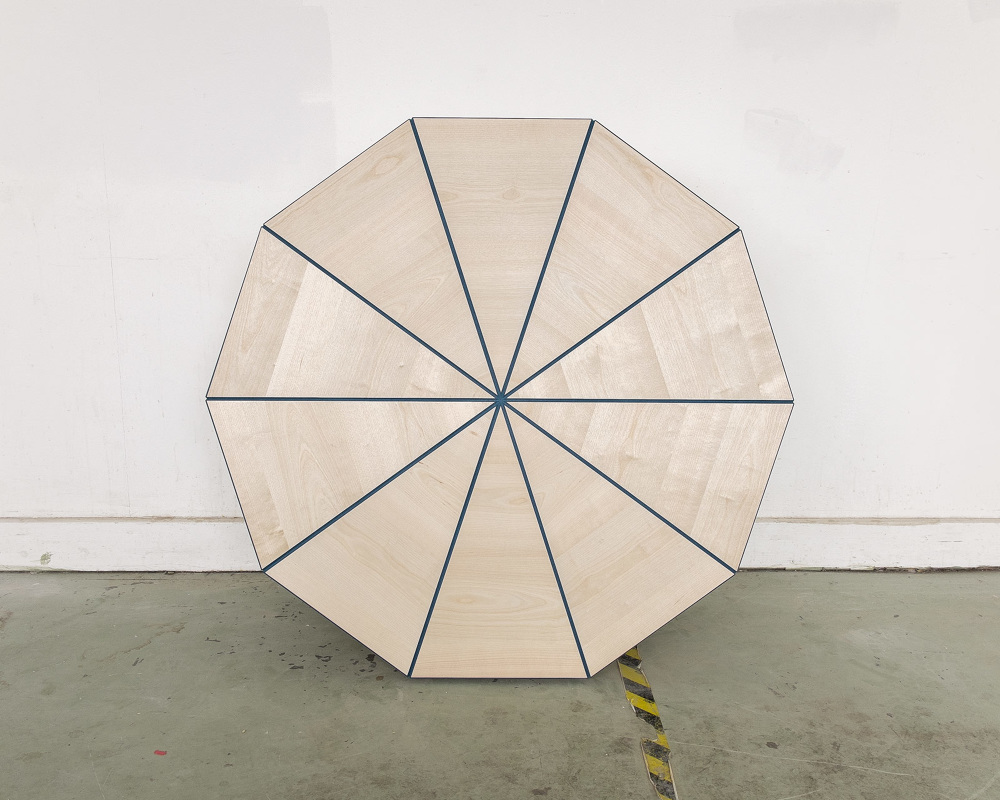 Decagon Low Table Andr 233 Ason Amp Leibel Design