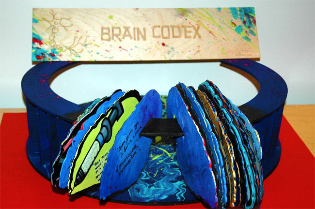 Brain Codex 1 0 - Stephanie Rose Muscat