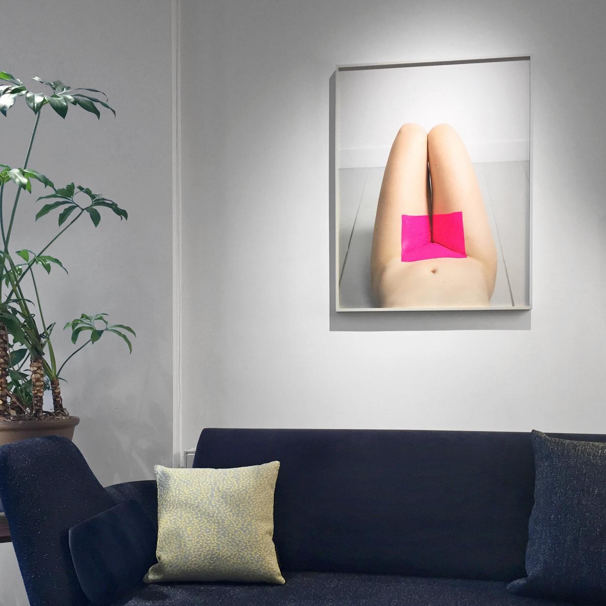 Exhibition monique goossens for Mobilia woonstudio amsterdam