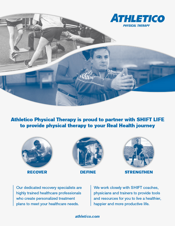 Athletico Physical Therapy Tomrobaczewski Personal Network
