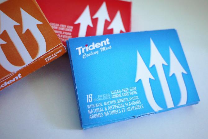 Trident Gum Judyschun Personal Network
