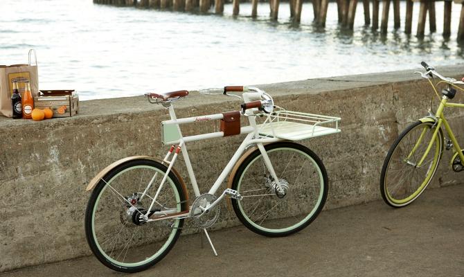 Faraday Bicycle - Purin Phanichphant on