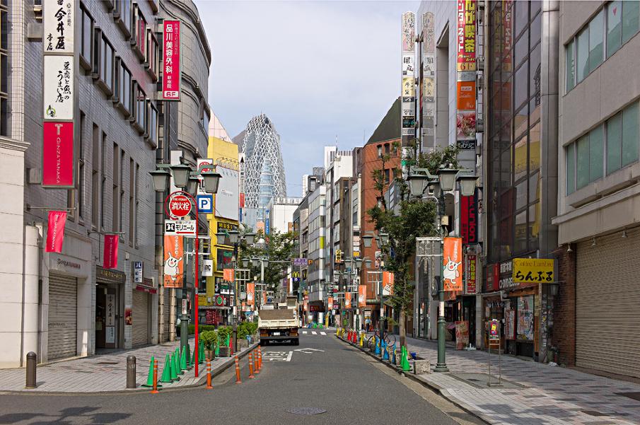 Tokyo Japan Florian Kleinefenn