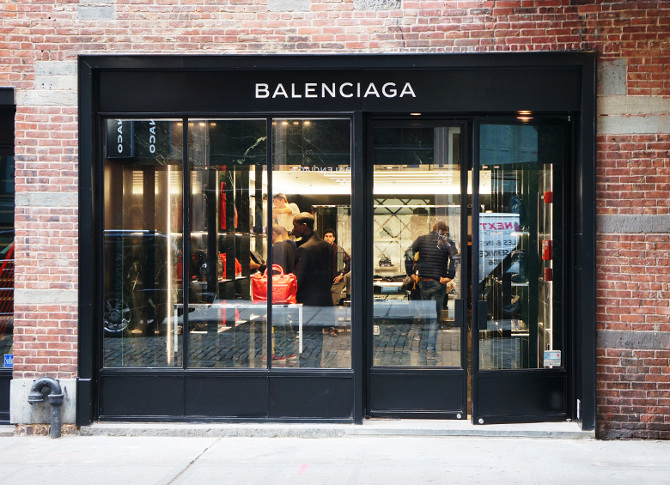 997f881e56 Balenciaga Opens on Mercer - iamsamtodd