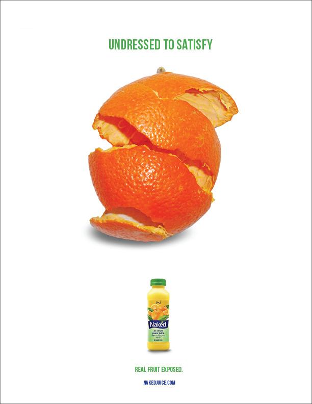 Naked Juice on Behance