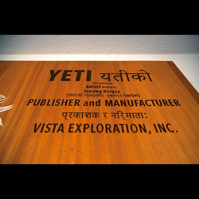 yeti - grainfed art