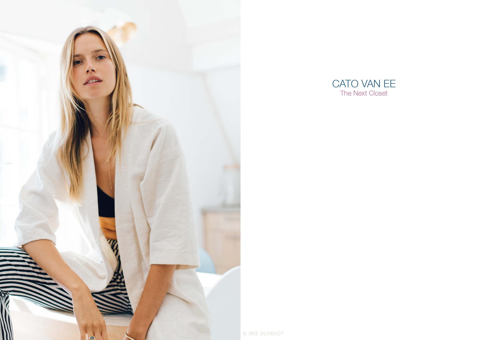 Cato - Iris Duvekot