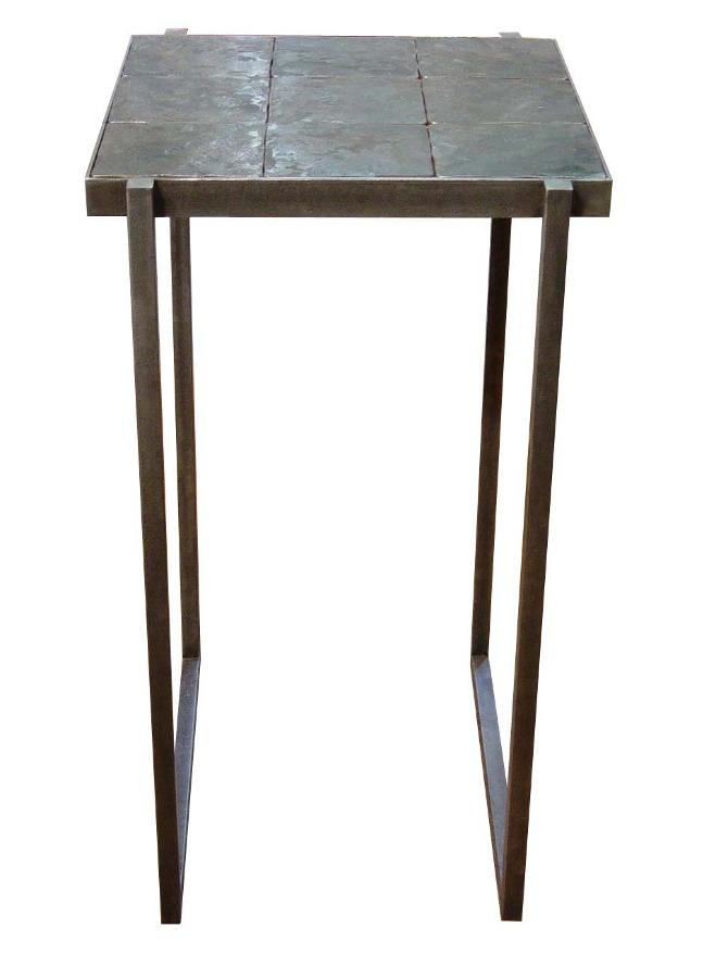 SLATE SIDE TABLE - www.lamacek.com