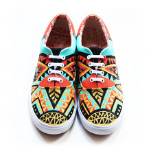 a077415e7a9b Custom Hand Painted Bucketfeet Shoes - Pom Graphic Design