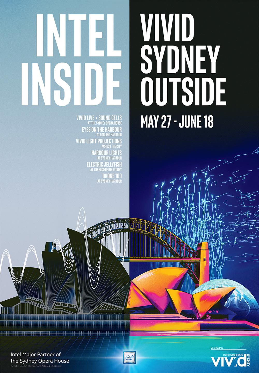 Vivid Sydney {Experiential} - Shachar Aylon / Creative Portfolio