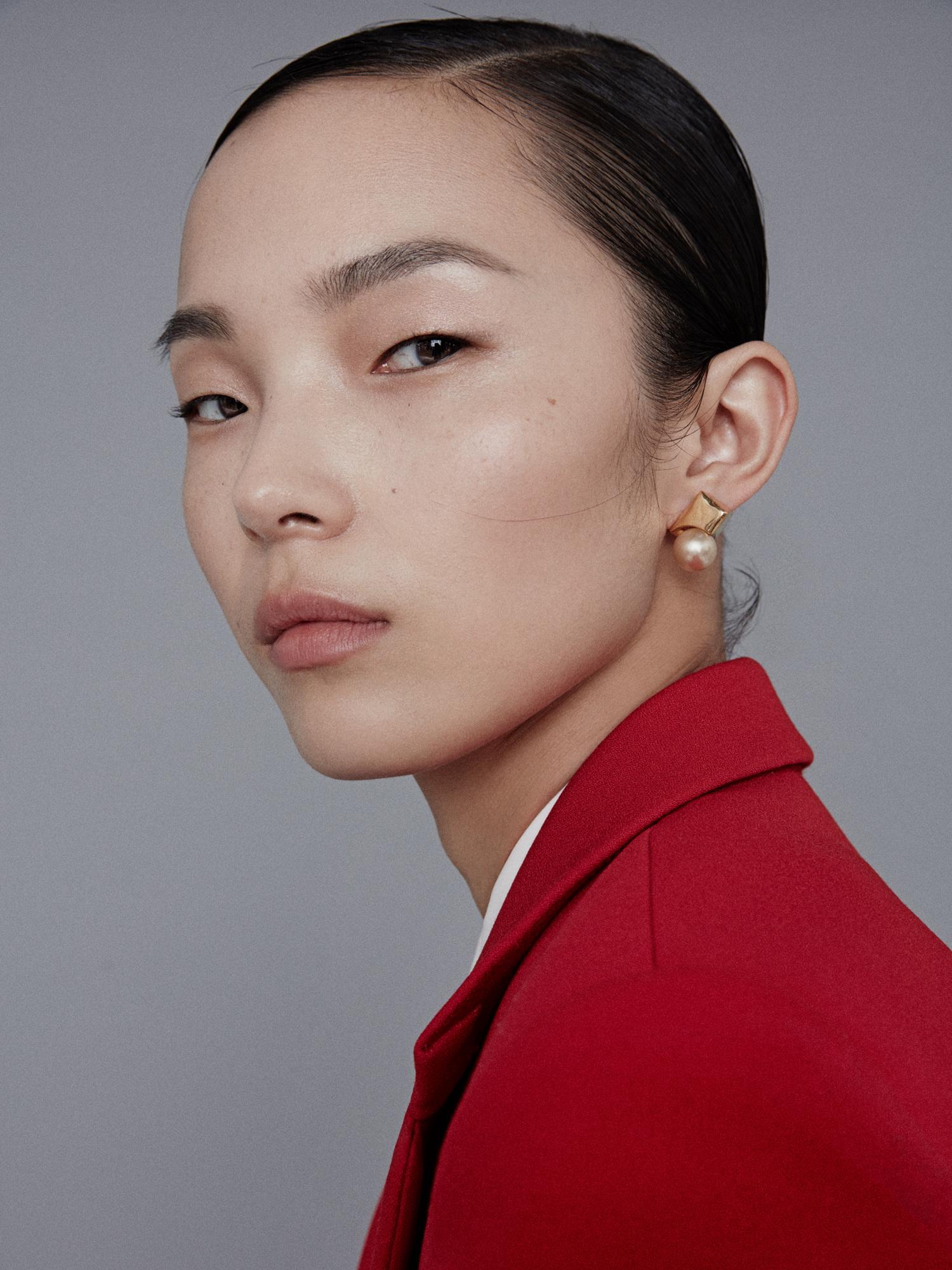 Xiao Wen Ju by Nicholas Ong (Portrait)