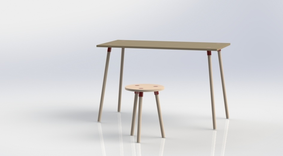Modular Furniture Malika Khurana