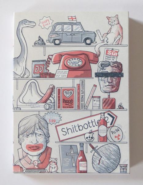 stewart lee poster  u0026 dvd slipcase
