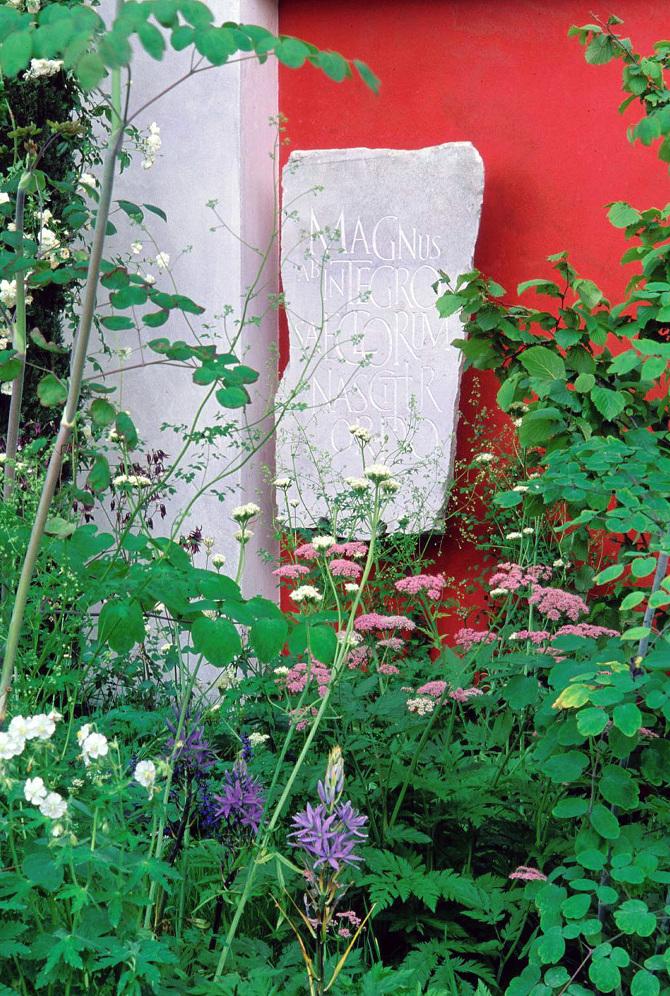 Chelsea Flower Show 1997 Bradley Hole Schoenaich Landscape