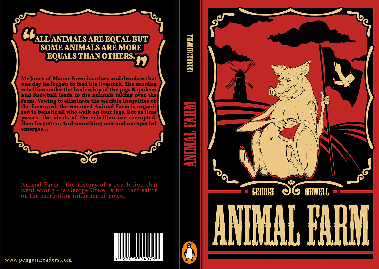 Animal Farm. - RachelSk