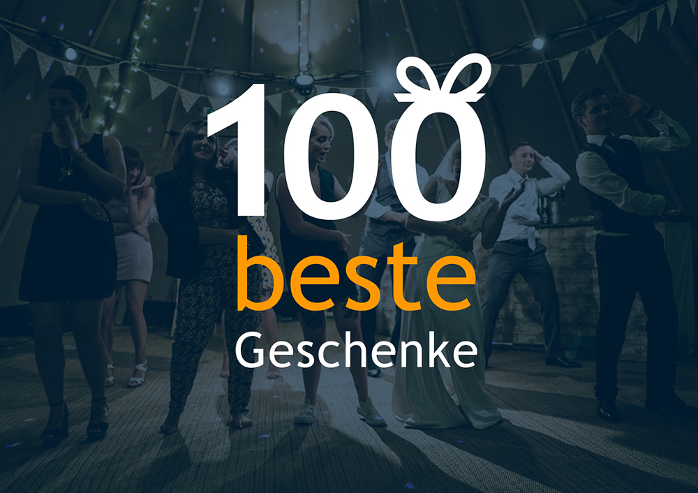 Die 100 besten geschenkideen