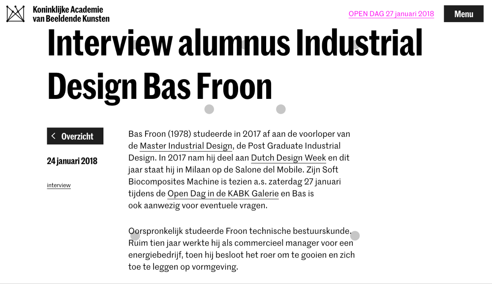 e52ebf237cdd Interview designer Bas Froon - www.studiomerelkamp.com