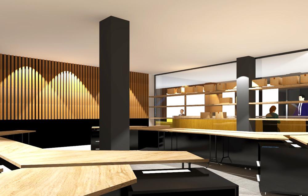 Ups nikita de oliveira interior architecture & design