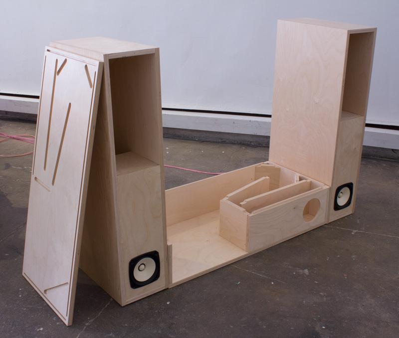 Folded horn - Melissa Dubbin and Aaron S  Davidson