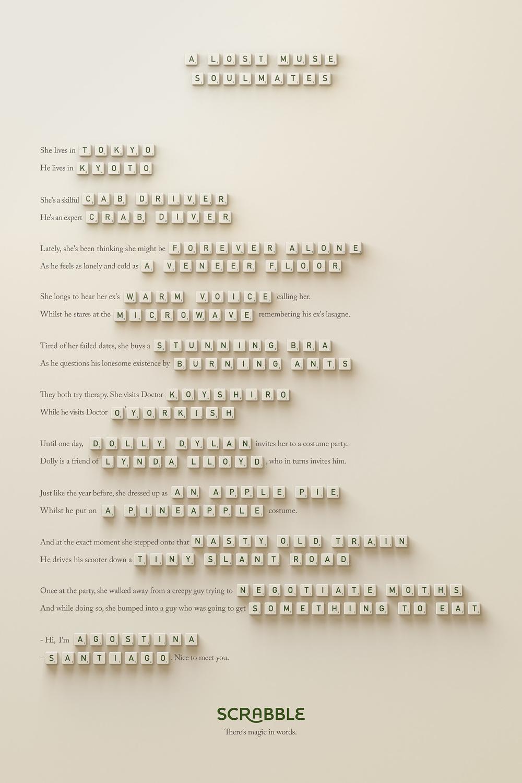 Anagram Lovers • Scrabble - Portifólio Saulo Rocha