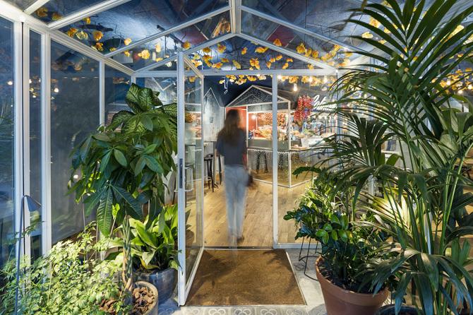 Bellavista Del Jardin Del Norte El Equipo Creativo Interior