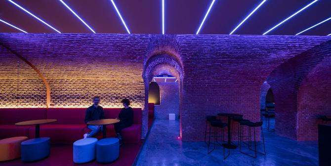Bala Perdida Club El Equipo Creativo Interior Design Studio Barcelona