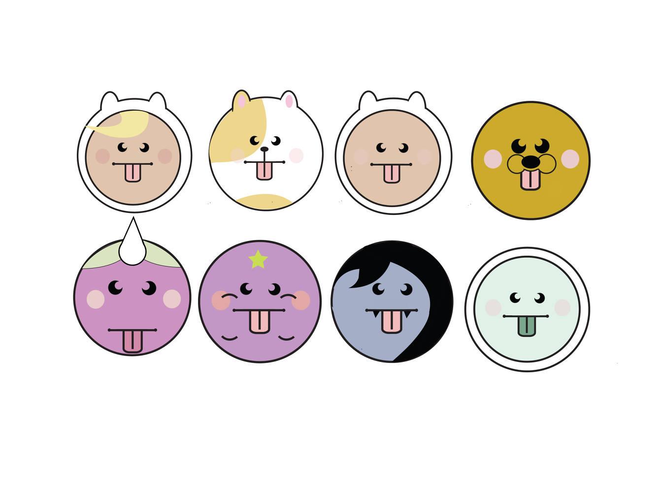 Adventure Time Emoji - michael collins