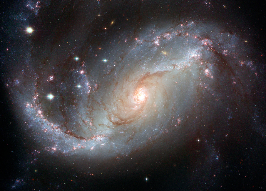 Image result for ngc 1300 galaxy