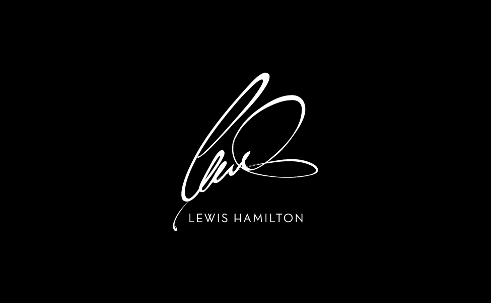 Lewis Hamilton Signature Png