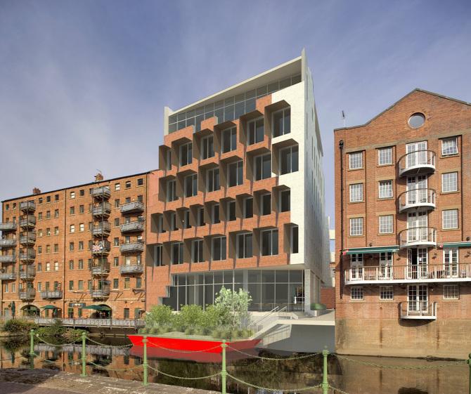 Cheap Apartments Near Journal Square: Mark Hogan Architect