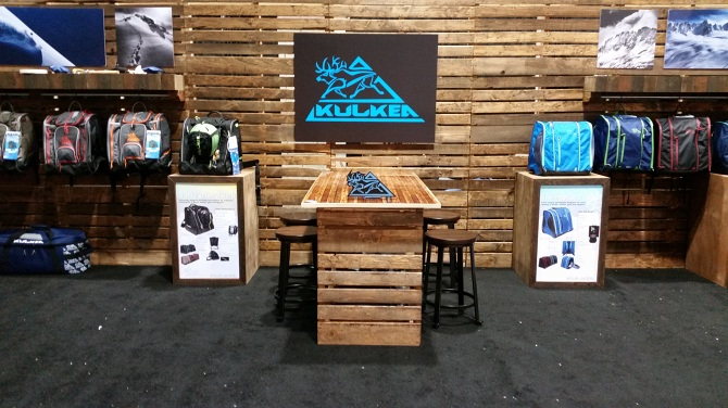 Wood Trade Show Booth : Kulkea trade show booth johntocallaghan personal network