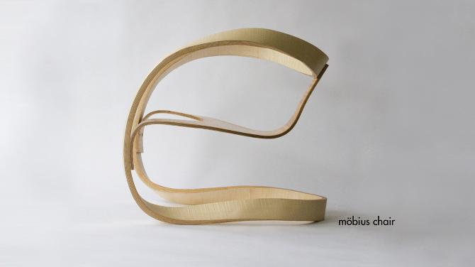 Möbius Chair. 1 of 4 & Möbius Chair - markowitzdesign