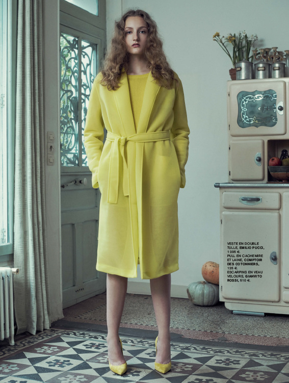 87e73ce80 Agnes Nieske Abma for L'Express Styles Sofia Sanches and Mauro ...
