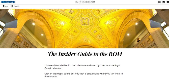 Inside the ROM - Julia Wolfe Design
