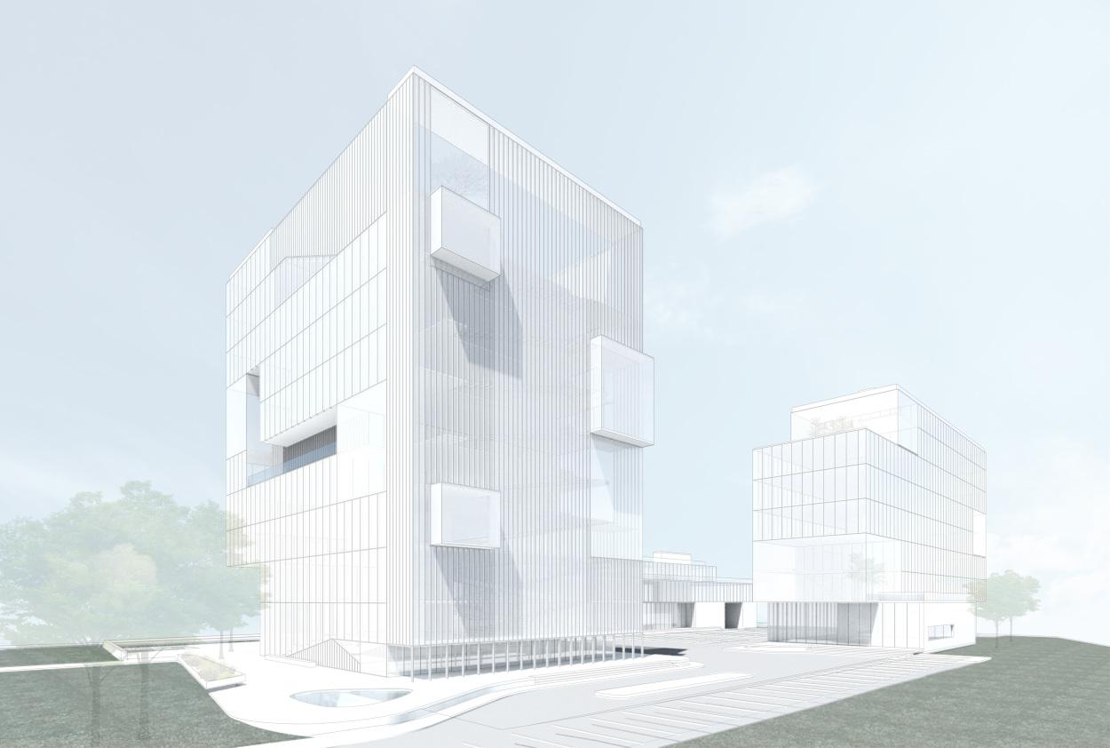 mixed use development no 1 - Suulin Architects