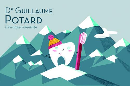 Plus De Raison Davoir Peur Du Dentiste Avec Ces Cartes Rendez Vous Pour Petits Et Grands