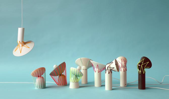 Lampada Origami Di Edward Chew : Design le lampade in ceramica di marta bordes osso magazine
