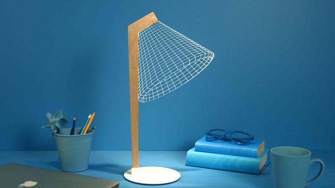 Design lampade bidimensionali studio cheha osso magazine
