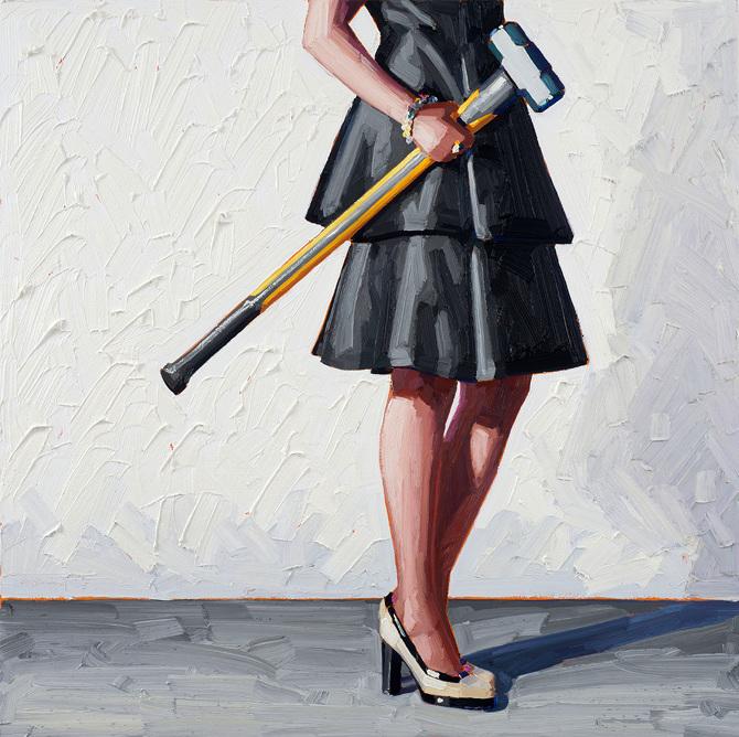 Arte Le Donne Particolari Di Kelly Reemtsen Osso Magazine