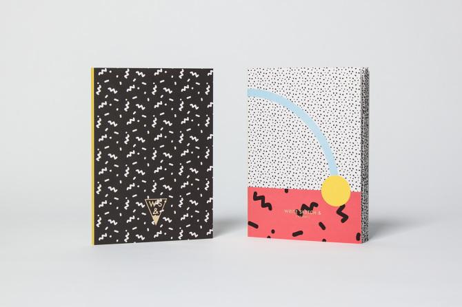 3d0358144 Collection è composta da quattro quaderni - Super! Joy, Super! Squared,  Super! Sprinkles e Super! Confetti - divertenti e ironici, coloratissimi,  ...