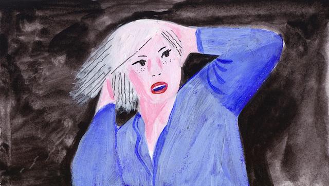 ILLUSTRAZIONE  Le donne di Marja de Sanctis - Osso Magazine 8788f086830