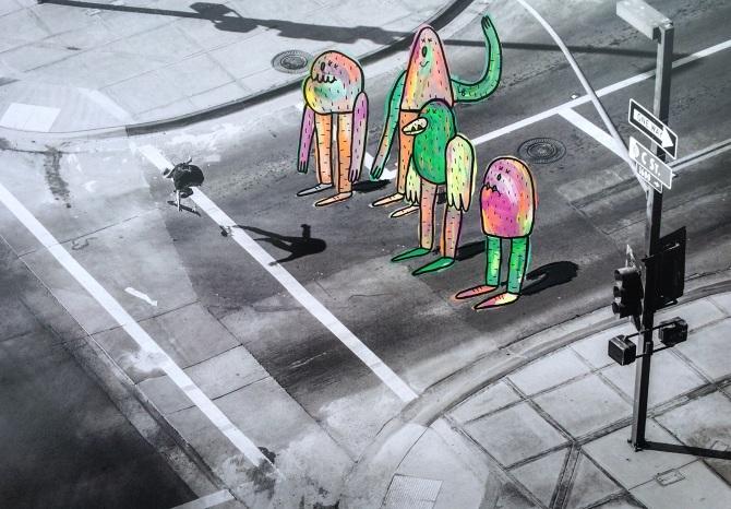 ILLUSTRAZIONE: Skateboard obsession   Lucas Beaufort Osso