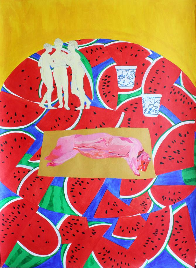 Le Strategie Magazine Di Balia Seduzione Arte Osso Irene d5PwqTT