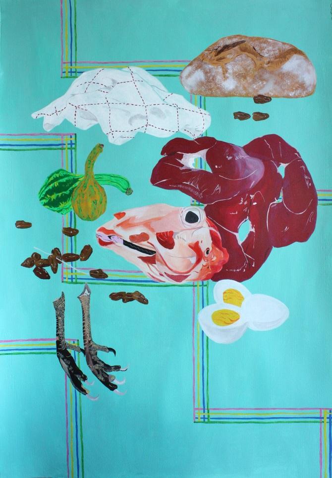 Irene Balia Le Strategie Di Seduzione Arte Osso Magazine vqOIwFW